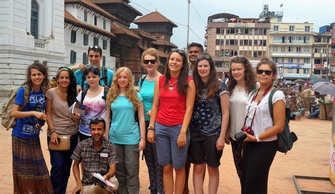 group tour Nepal